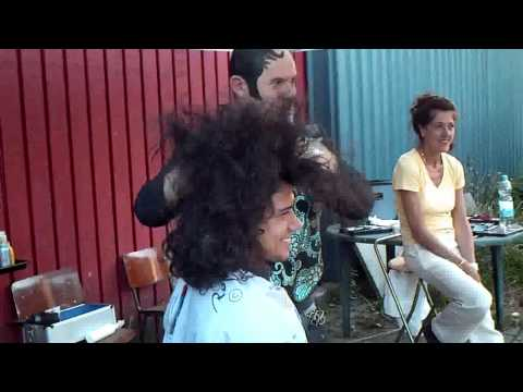 The beauty of Rock & Roll Haircut's 4 Theo Knoop