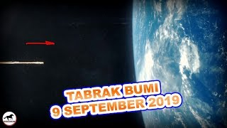 WASPADA, 9 September 2019 Asteroid 2006 QV89 Akan TABRAK BUMI | KUDA HITAM