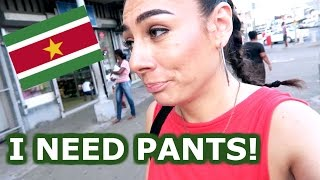 Видео THEY THINK I'M A HOOKER!? - TRAVEL VLOG 426 SURINAME | TRAVEL VLOG IV от TRAVEL VLOG IV, Суринам