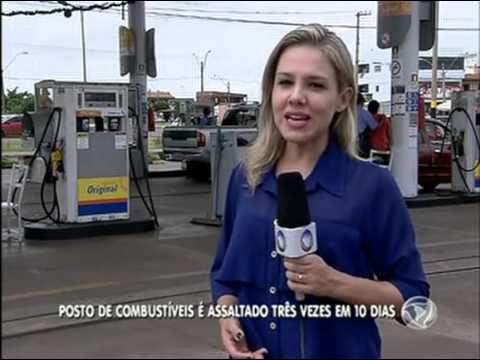 Posto De Combustíveis é Assaltado Pela Terceira Vez Em 10 Dias