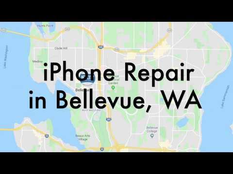 IPhone Repair Made Fast & Easy In Bellevue, WA