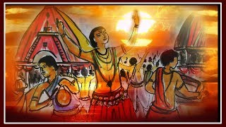 How to Drawing Chariot Pulling || Shree Jagannath Puri Rath Yatra  || Speed Drawing