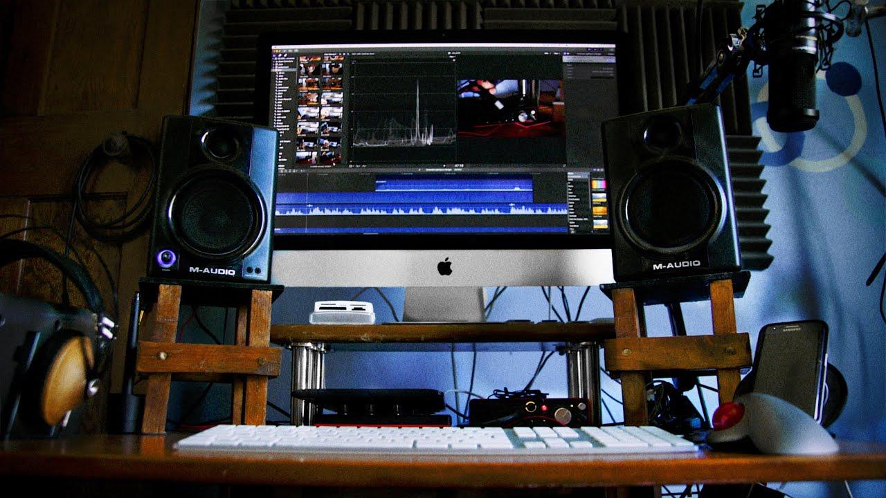 Small Music Room Studio