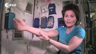 Bathroom Tour Aboard the International Space Station | Video