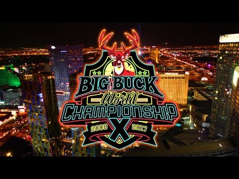 The 2017 Big Buck World Championship! - YouTube