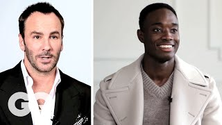 Tom Ford, the world's best–dressed man, takes his sartorial eye to film director Jeffrey Smith by showing him how to mix neutrals into his winter palette. Project ...