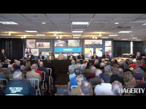2011 Hagerty Global Auction Summit - Part 2 (Q&A) | Hagerty Seminar