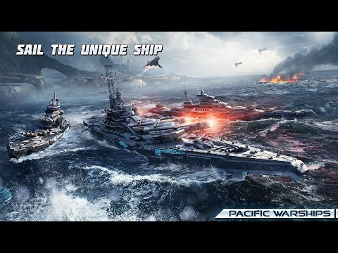 Pacific warships gameplay