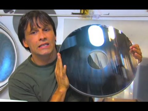 Fresnel LENS and PARABOLIC MIRROR APERTURE SOLAR FRESNEL POWER CPV Part 2