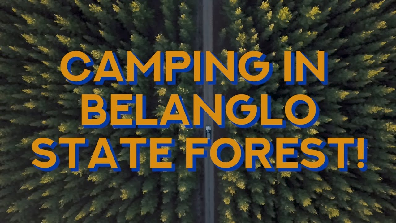 Belanglo State Forest Map, Camping In Belanglo State Forest, Belanglo State Forest Map
