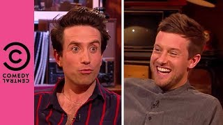 Does Prince William Prank Text Nick Grimshaw? | The Chris Ramsey Show