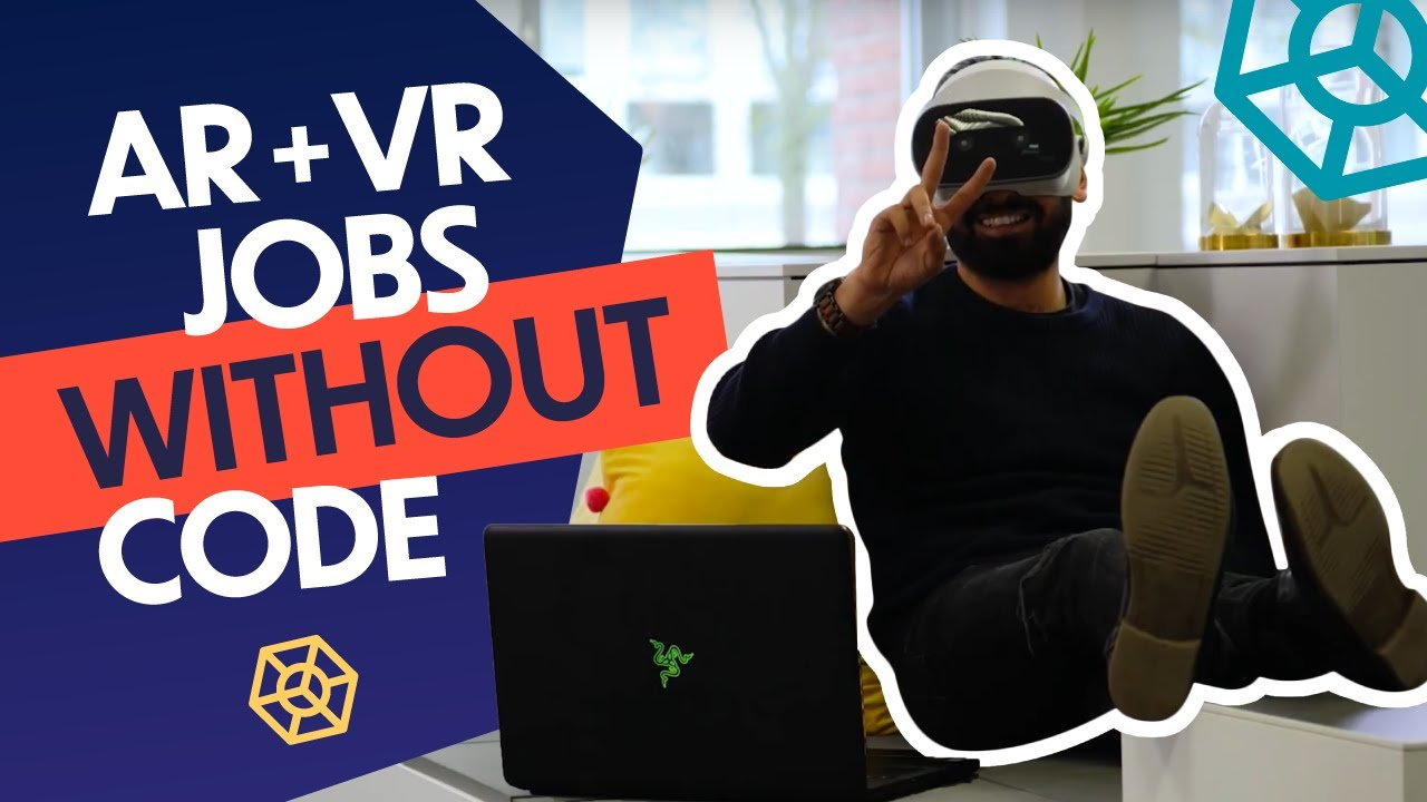 Download Get a Job in AR/VR WITHOUT being a Programmer?
