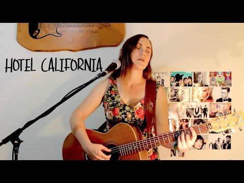 Hotel California - The Eagles (cover by Donnelle Brooks)
