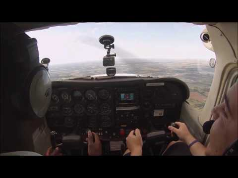 Cessna 172N | Wiley Post to Sheppard AFB