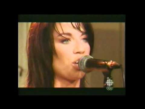 linda racine émission Couleur à Radio-Cananda en 2004