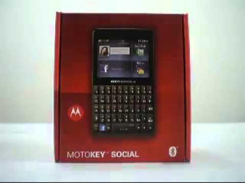 Motorola EX225 Motokey social 3G 8501900