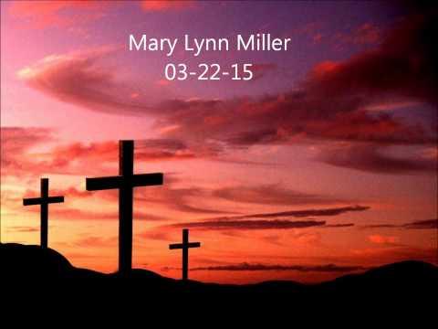 Mary Lynn Miller 03 22 15