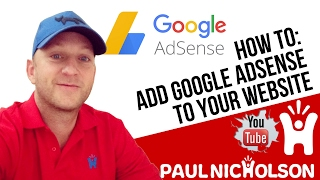 How To Tutorial: Add Google Adsense To Your Website So You Can Start making Money