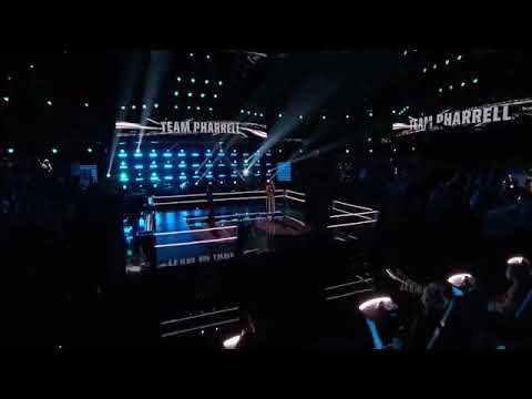 The Voice 2016 - Maya Smith & Hannah Huston (Elastic Heart)