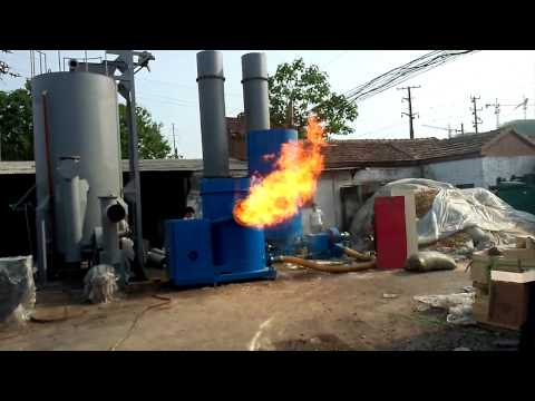 new energy equipment biomass palm shell burner for dryer