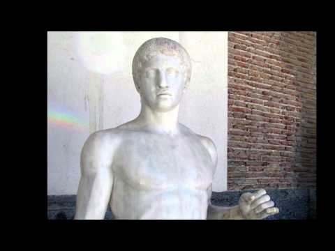 An analysis of polykleitos bearer and laocoon and his sons