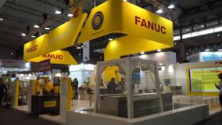 Hispack 2018 – Discover the FANUC solutions for the packaging industry