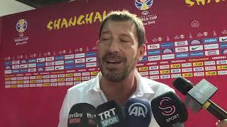 ABD - Türkiye basketbol maçının ardından - Ufuk Sarıca / Melih Mahmutoğlu