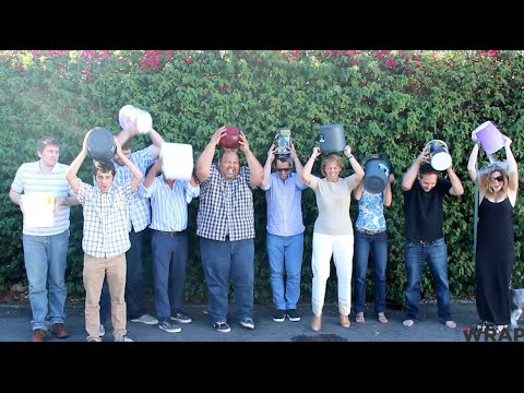 TheWrap Takes the ALS Ice Bucket Challenge