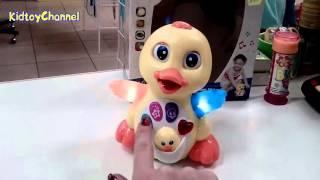 Розпакування іграшок - РУХОМА Дитяча КАЧЕЧКА [HD]