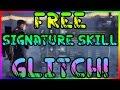 NEW! FREE Signature Skill GLITCH   The Division   How to Unlock ANY Signature SKILL   FREE GLITCHES