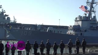 USS Cole CDR Dennis Farrell