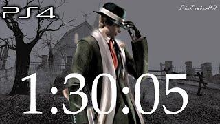 ⚡Resident Evil 4 | SPEEDRUN NG+ | PROFESIONAL | (PS4)⚡