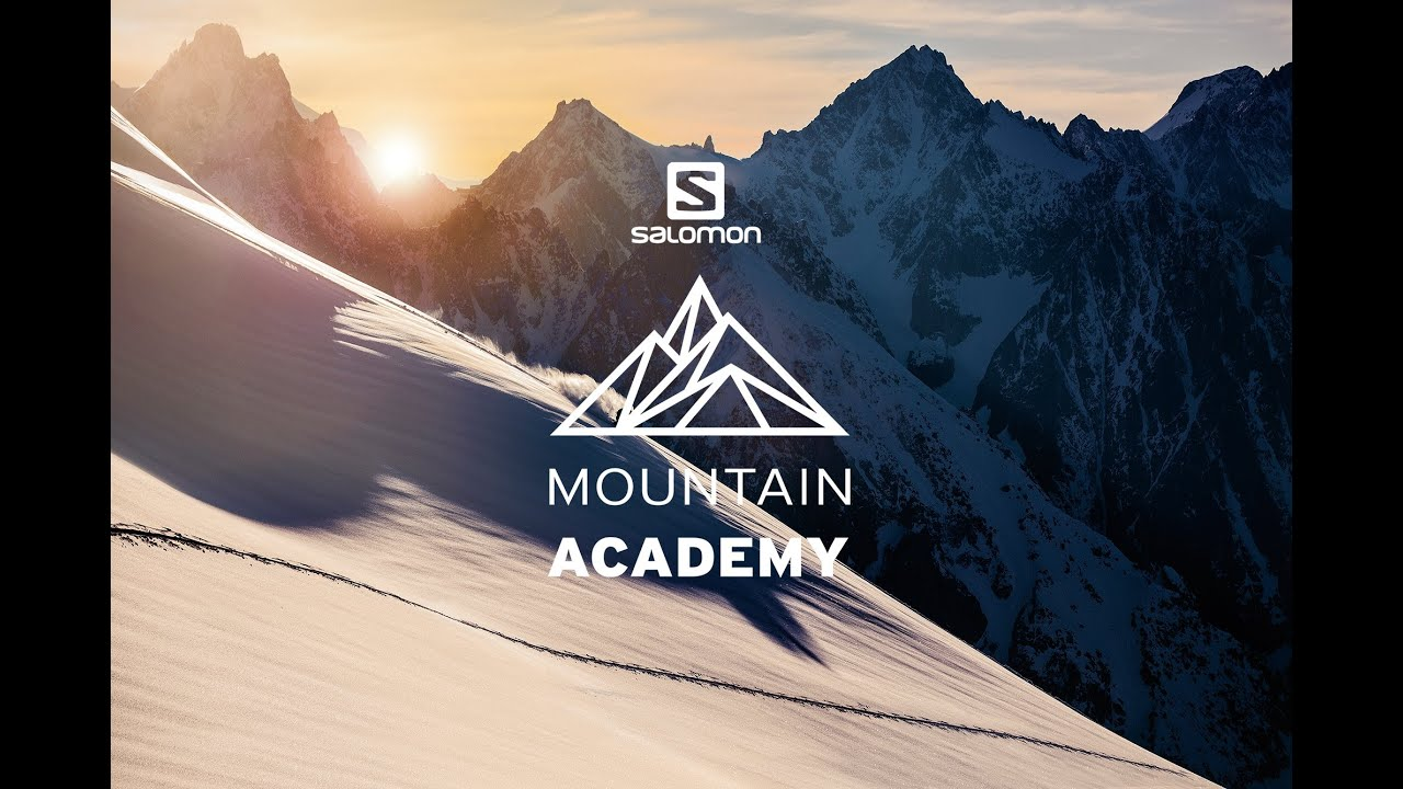 d199bec41914 Salomon Mountain Academy - Snow Safety courses online - YouTube