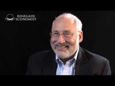 Prof Joseph Stiglitz - GDP is Flawed... Citizens want depth...