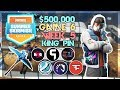 500 000 King Pin Summer Skirmish Week 5 Game 6 Fortnite mp3