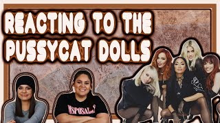 REACTING TO: THE PUSSYCAT DOLLS   REACT