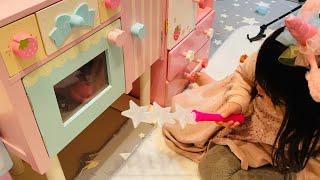 クリスマスパーティーごっこ おりょうりごっこ アンパンマンお菓子セット