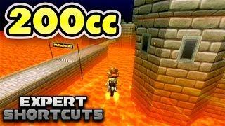 Mario Kart Wii 200cc Expert Shortcuts