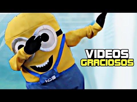 VIDEOS GRACIOSOS Y DIVERTIDOS 8 !! - RobleisIUTU