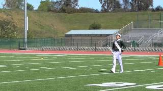 Hiro Baba, Vanden High School @ Rosemont Band Reveiw 2015-03-28
