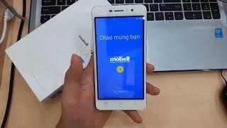 Bypass xóa xác minh tài khoản google Mobell Nova I4 Không cần máy tính