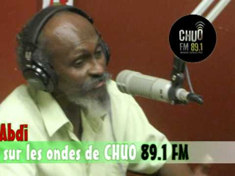 Jean-Paul sur CHUO FM le  23 JUL 2011