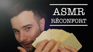 ASMR RECONFORT (affirmations positives & tapping) 🍀