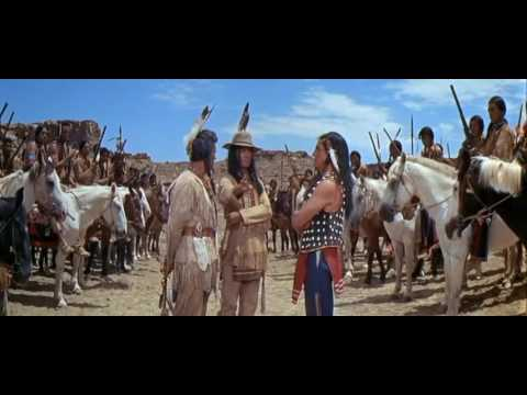 The Hallelujah Trail  Western 1965  Burt Lancaster, Lee Remick & Jim Hutton