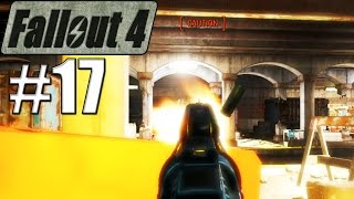 Let's Play FALLOUT 4 - Episode 17 - Unlikely Valentine [1/2]
