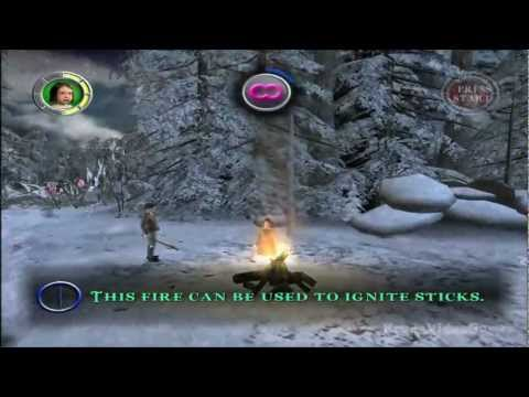 The Chronicles of Narnia: The Lion, the Witch and Wardrobe Gameplay PC HD