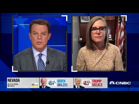 There is absolutely no apparent voter fraud in Arizona: Sec. of State Katie Hobbs