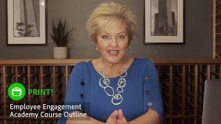 Employee Engagement Academy Welcome
