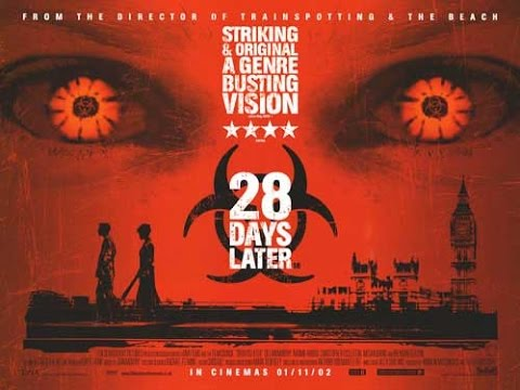 28 Days Later (2002) Movie Review