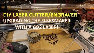 DIY Laser Cutter/Engraver (CHEAP!)